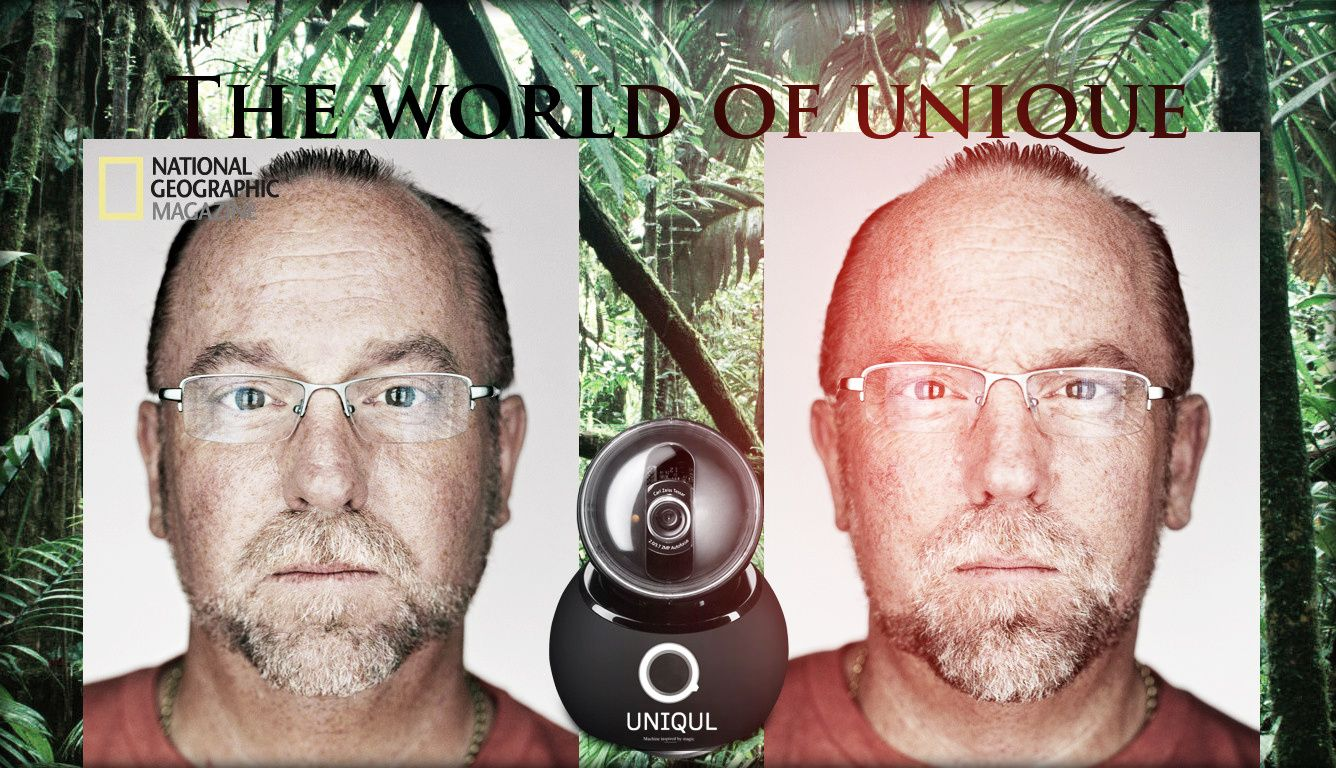 Uniqul World's first face recognition payment system