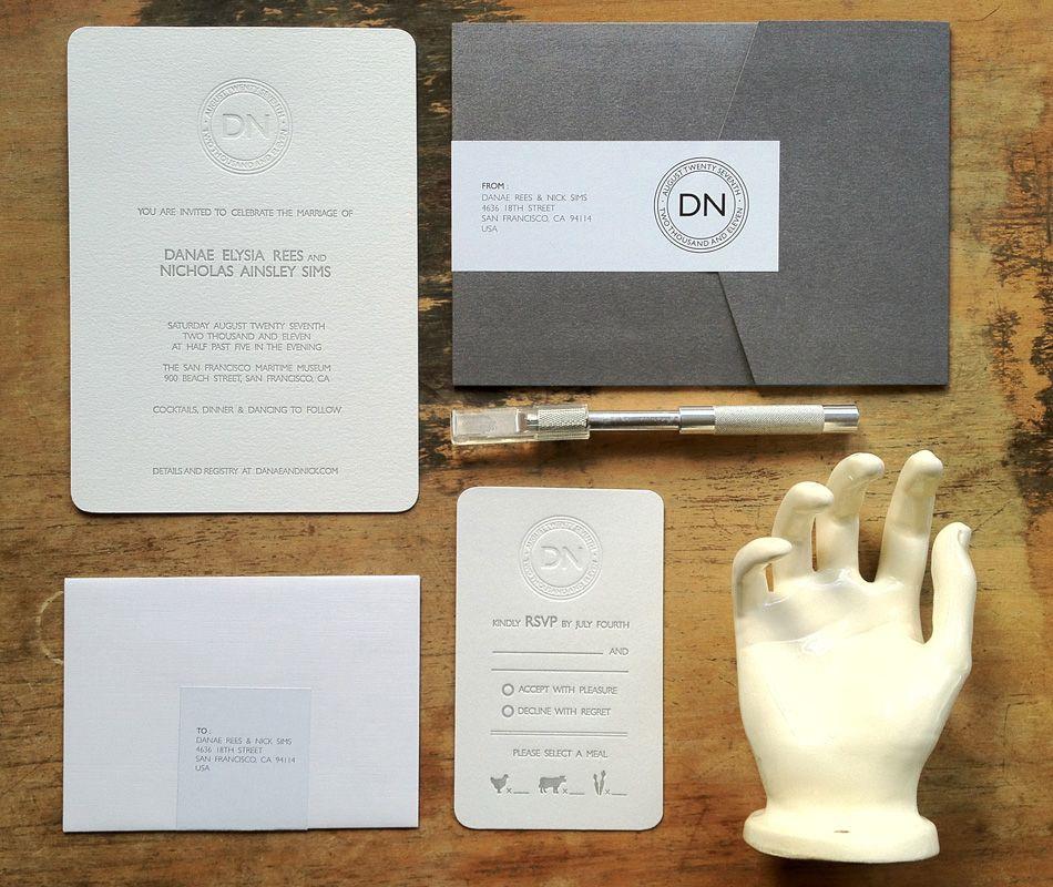 Wedding Invitation Return Labels Etiquette