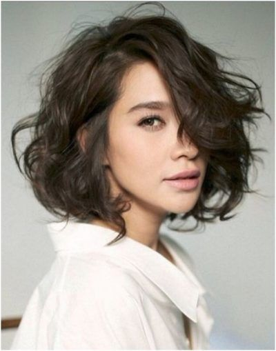 Image Result For Curly Lob Short Hair Styles For Round Faces Short Natural Curly Hair Hair Styles