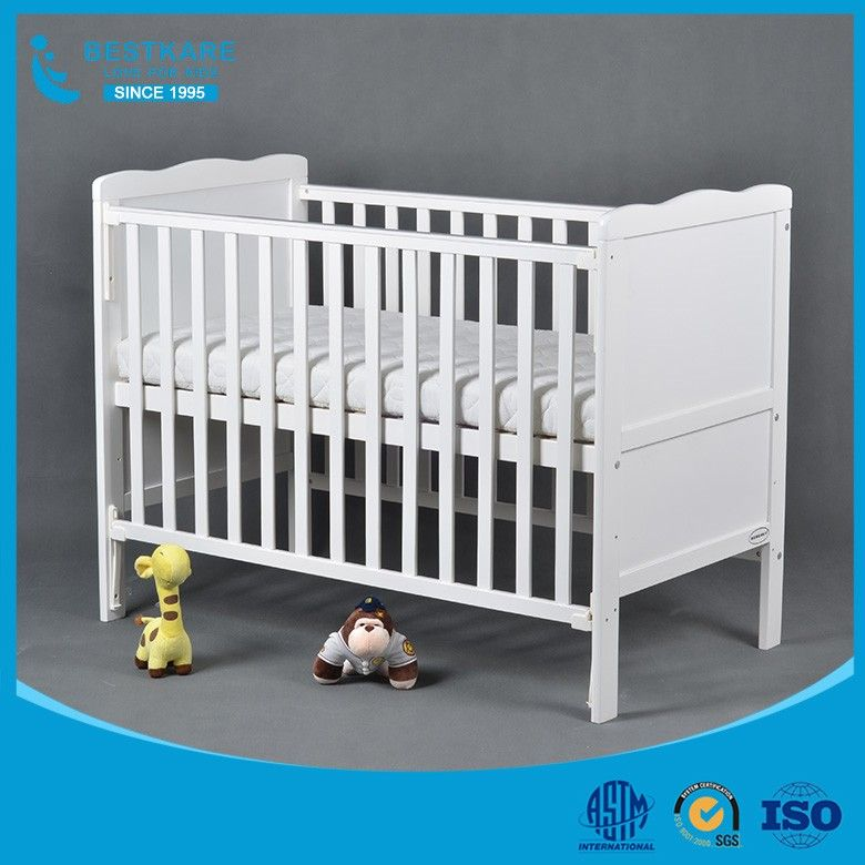 European Durable En716 Certification Baby Cot Baby Crib Baby Toddler