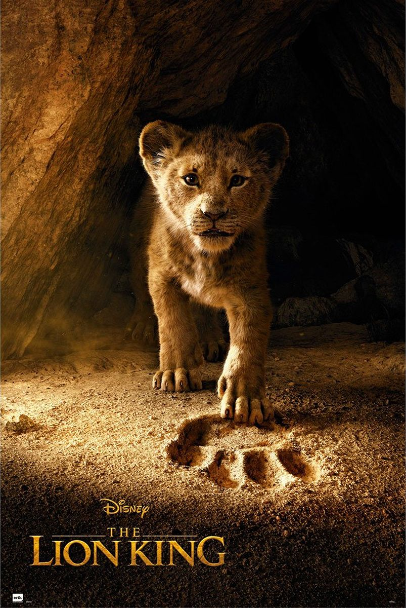 Photo of Disney The Lion King Poster Simba