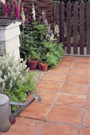 Terracotta Paving 10m2 Project Pack More