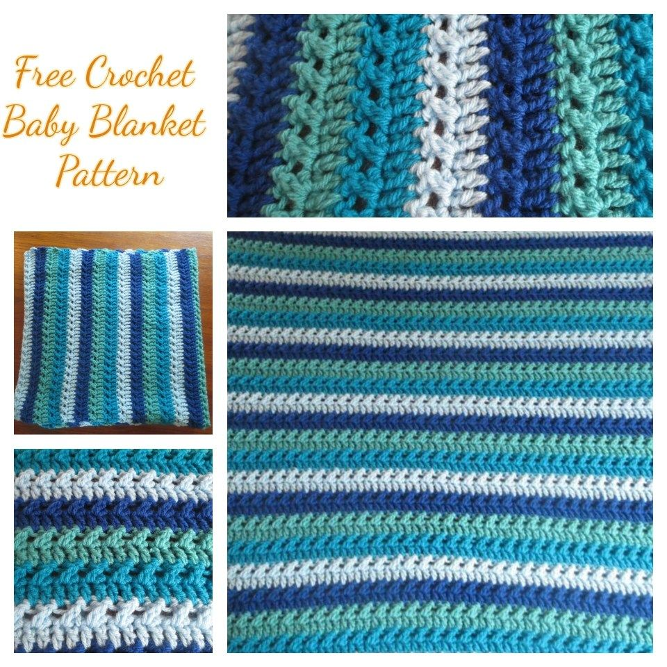 Easy crochet beginners baby blanket free pattern a simple design easy crochet beginners baby blanket free pattern a simple design yet creates a beautiful sophisticated blanket bankloansurffo Gallery