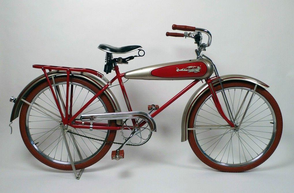 1934 Schwinn Aerocycle Bicycle Vintage Bicycles