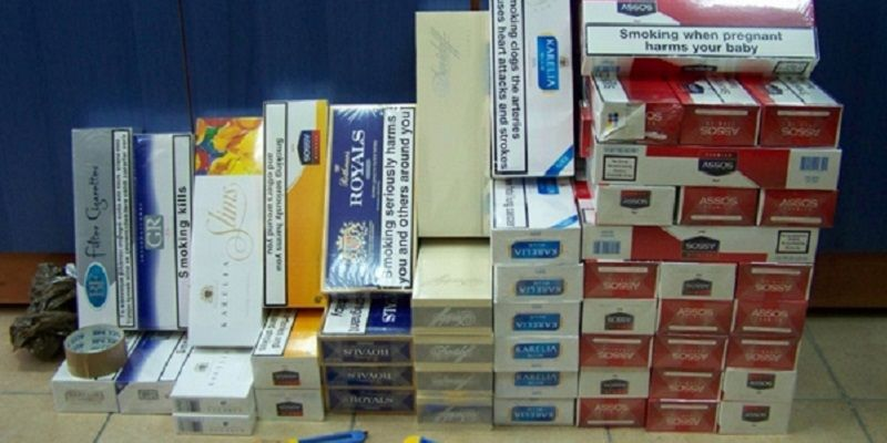 Πάτρα: Τρεις ακόμα συλλήψεις για παράβαση του Τελωνιακού Κώδικα - Κατασχέθηκαν περισσότερα από 1500 πακέτα τσιγάρων και 2,5 κιλά λαθραίου…