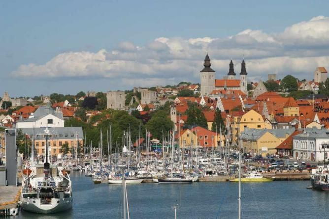 The 10 Most Beautiful Towns In Sweden Beach Photos Sweden Beautiful Landscapes