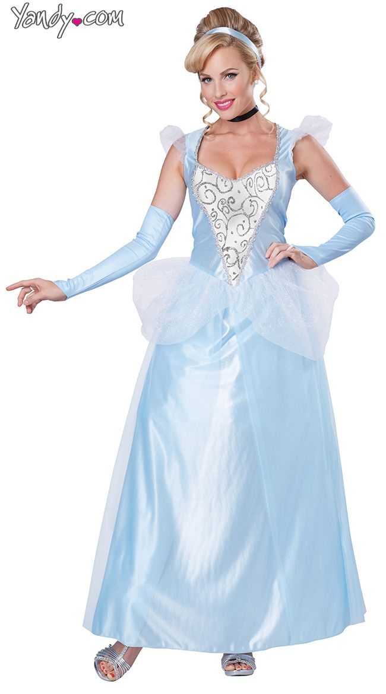 Romantic Midnight Princess Costume Romantic, Princesses and Costumes - romantic halloween ideas