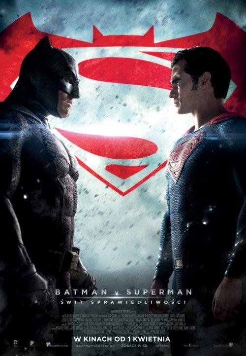 Batman v Superman: Świt sprawiedliwości - NAPISY PL Batman v Superman: Dawn of Justice
