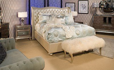 old hollywood Bedroom Decorating Ideas for Teens | hollywood-glam ...