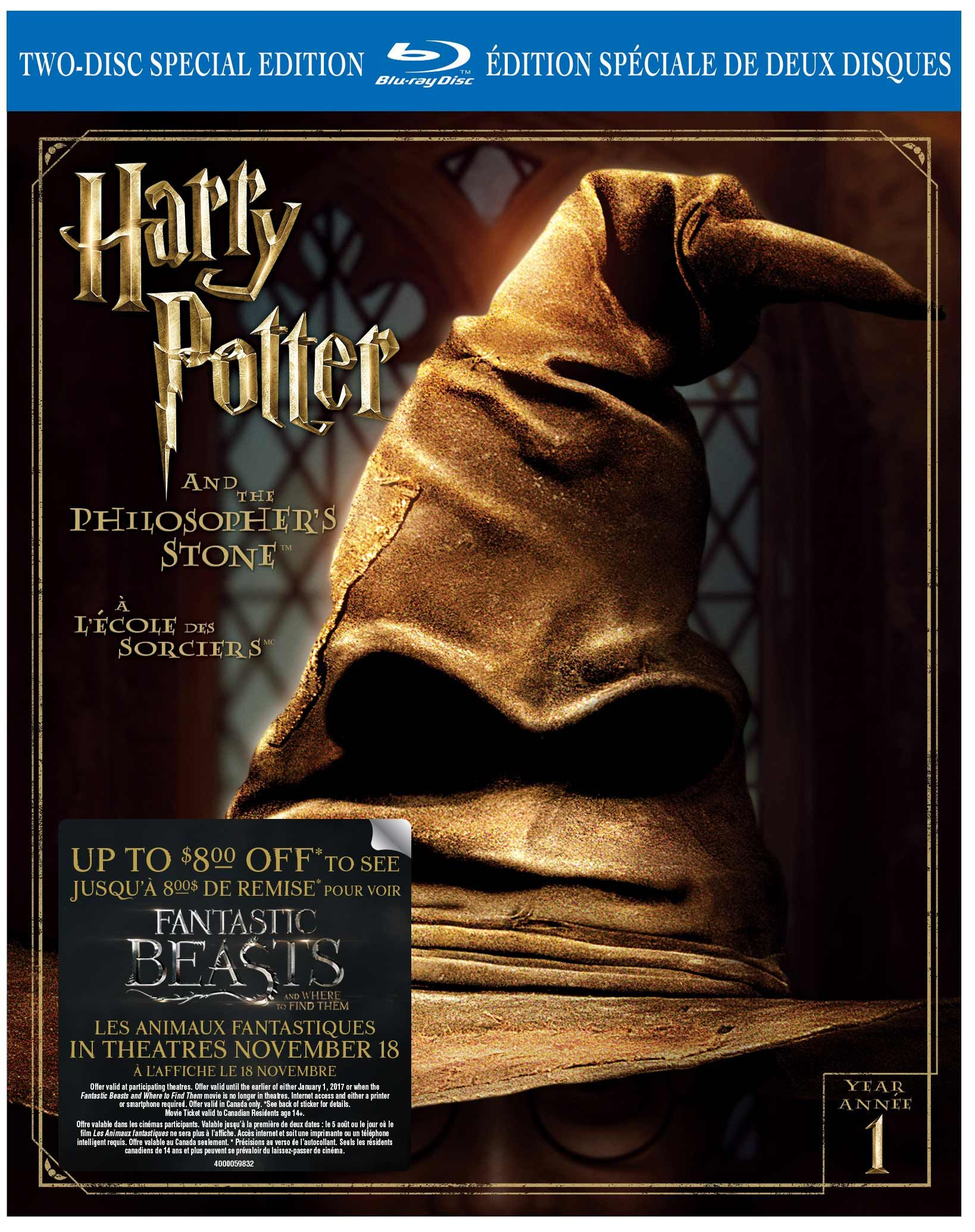 Harry potter and the philosophers stone the sorcerers