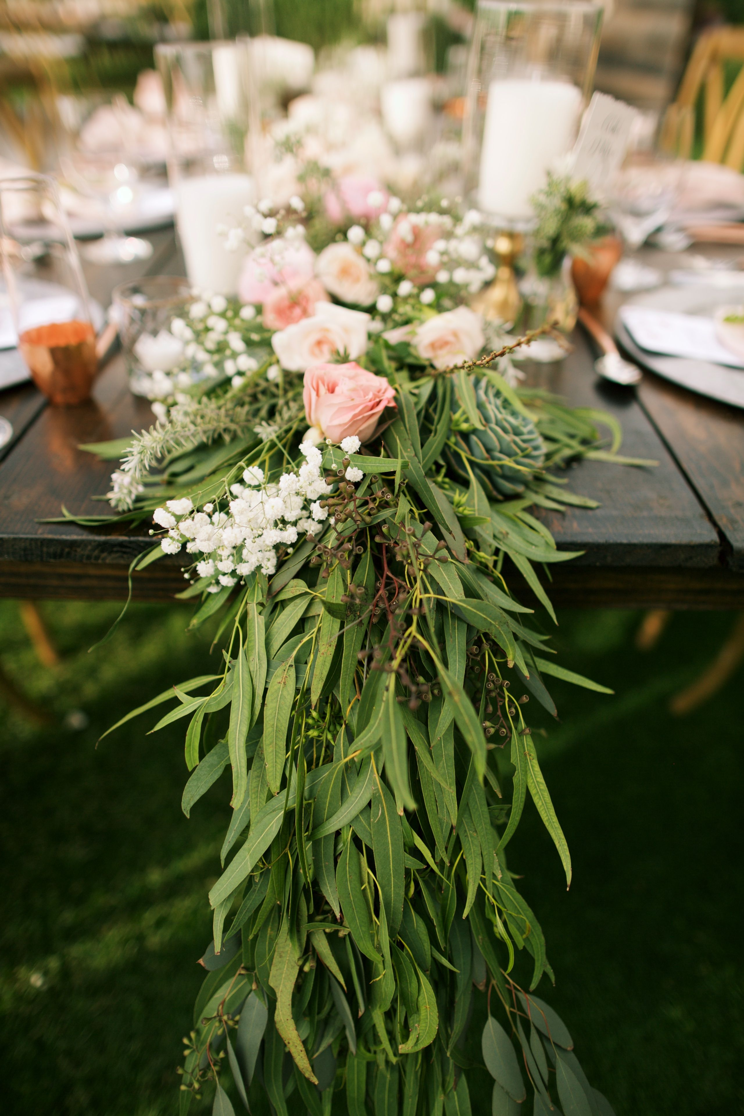 Beautiful Seaside Wedding Where The Palm Trees Sway With Images