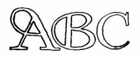 graphic about Free Printable Stencils to Cut Out named Absolutely free Slice Out Alphabet Stencils Substantial absolutely free printable abc