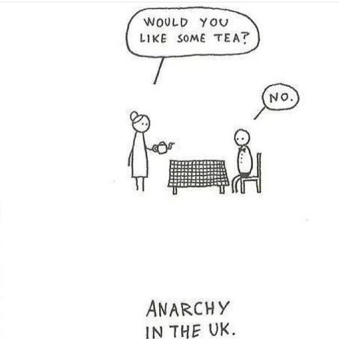 Anarchy in the U. K.
