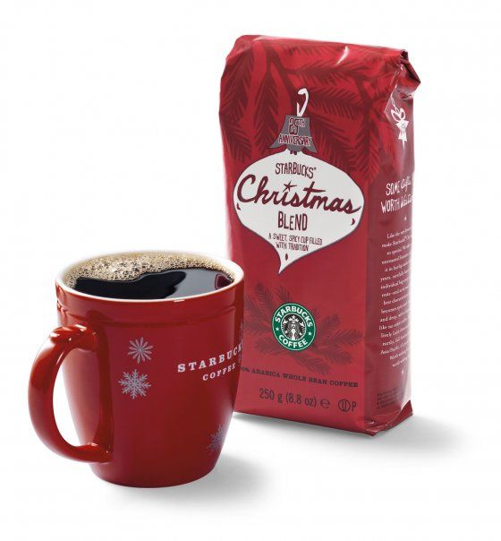 Christmas For Me Usually Is Incomplete Without Starbucks The