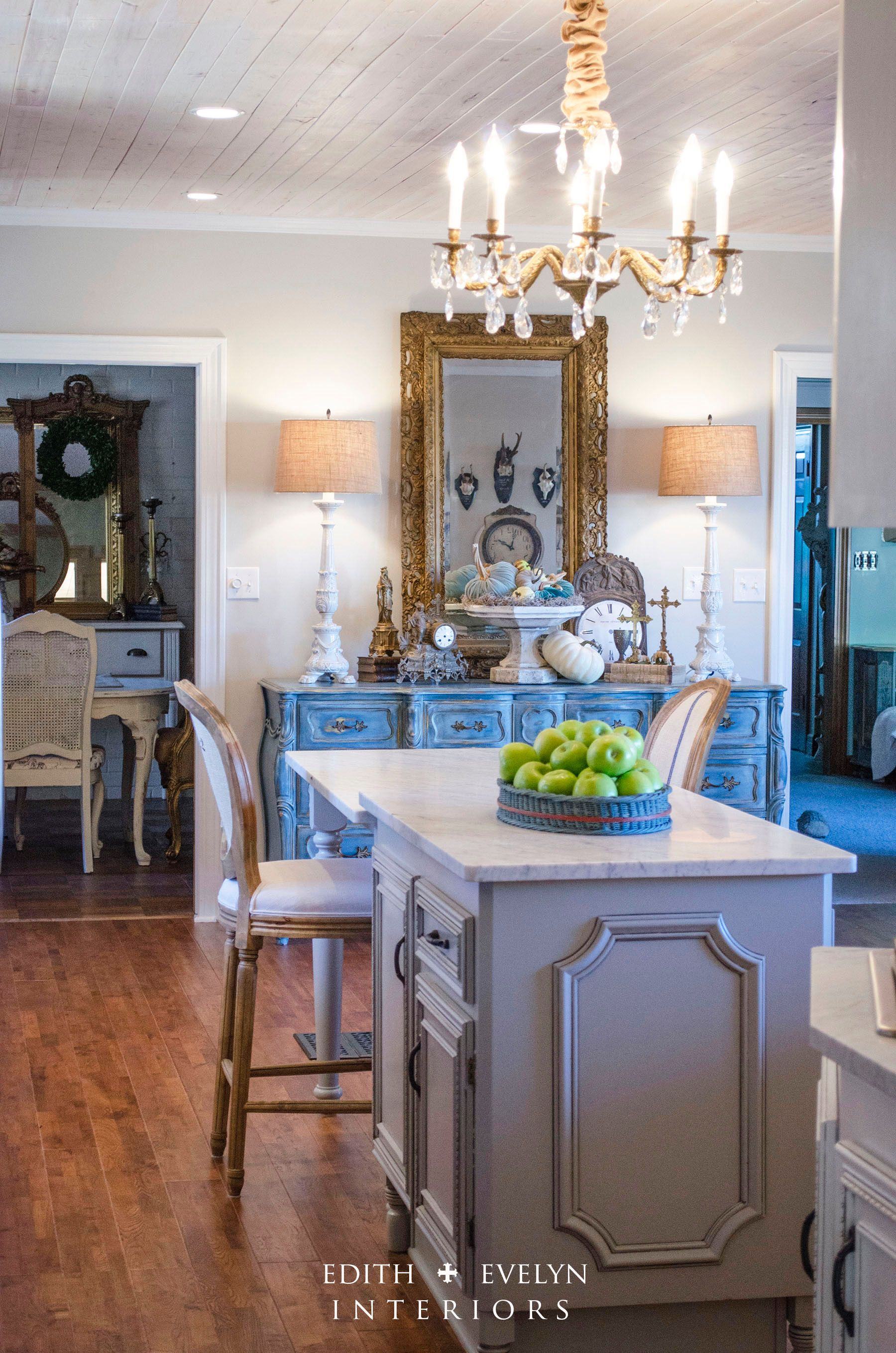 Make Chalk Paint French Style Kitchens House
