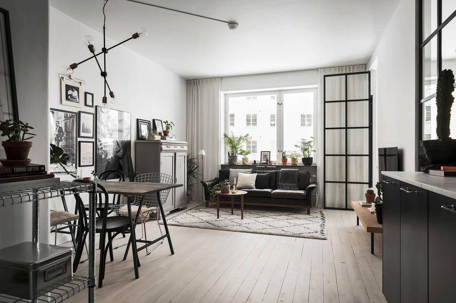 Inrichten Klein Appartement : Klein droomappartement van 44m2 interior.exterior design