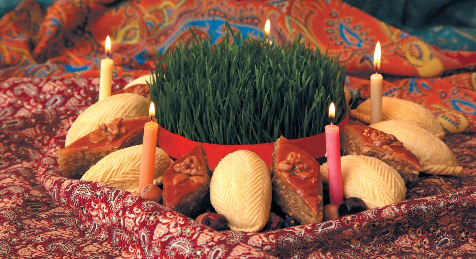 Welcoming The Spring Novruz Holiday Part2 Holiday Holiday Wallpaper Haft Seen