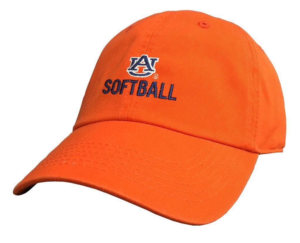 969340ef2e7 Auburn Softball Orange Cap