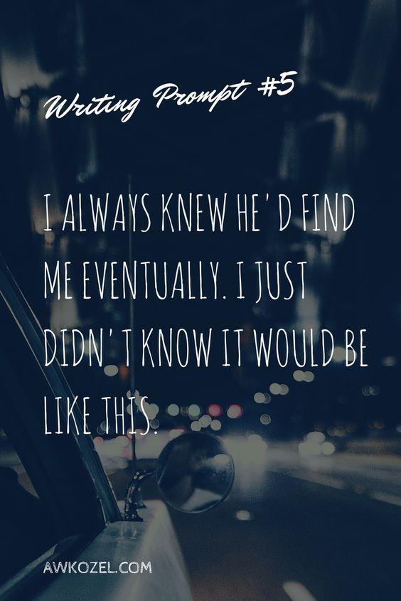 Eventually.
