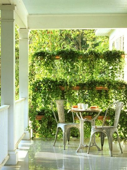 13 Attractive Ways To Add Privacy To Your Yard Deck With Lots
