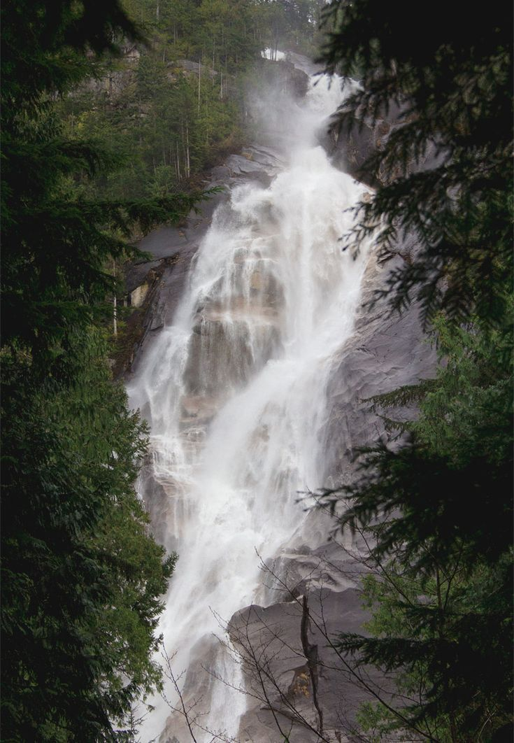 A guide to sea to sky waterfalls sea to sky highway