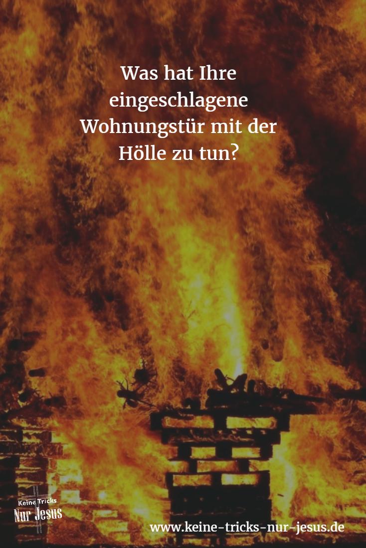 Hölle In Der Bibel