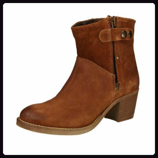 TAMARIS Damen Stiefeletten Braun, Schuhgröße:EUR 41