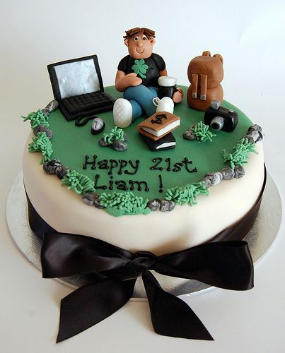 21st cakes for males Google Search 21st ideas Pinterest