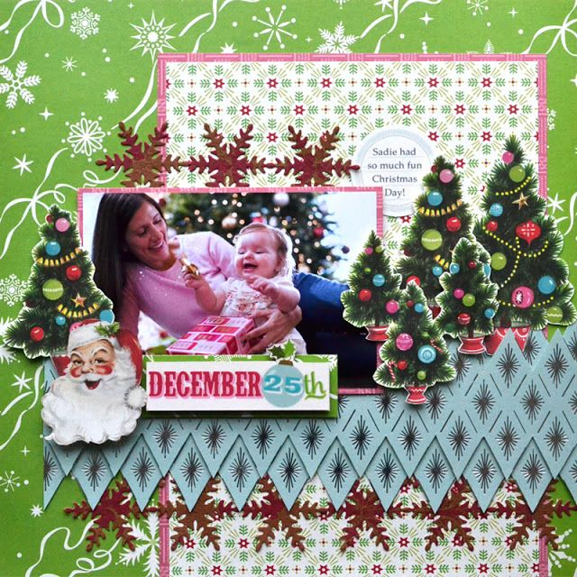 it happened like this...: crafty christmas countdown:day 14Anna Griffin