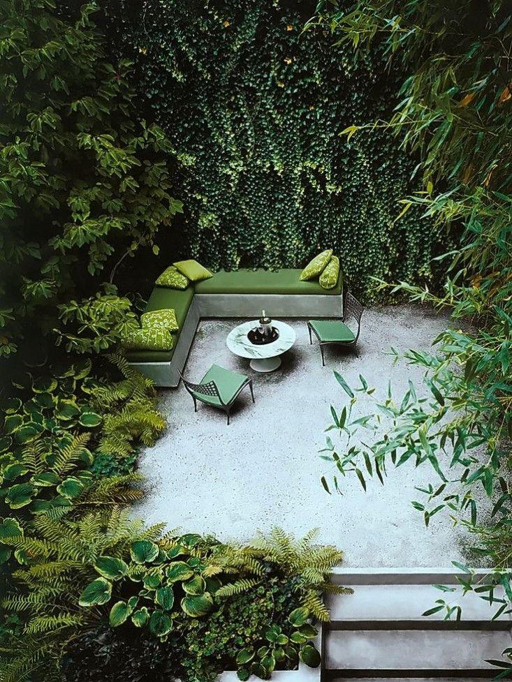Current Obsessions Modern Landscapes Modern Landscaping Urban