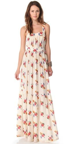 Perfect floral dress for this summer available on Shopbop   Fashion ...