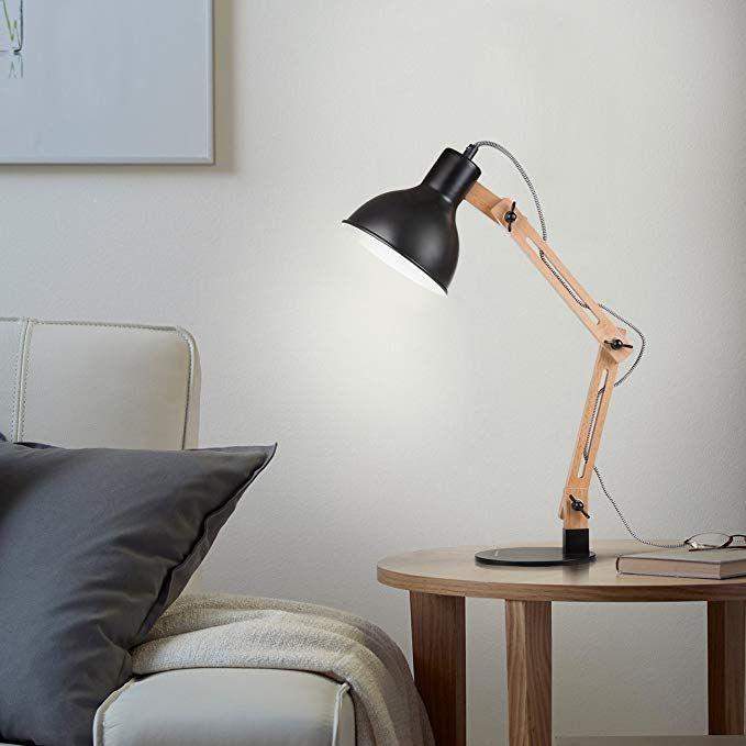 Design Lampe De Salon Table Led Tomons Bureau Décoration Rjq4ALc35