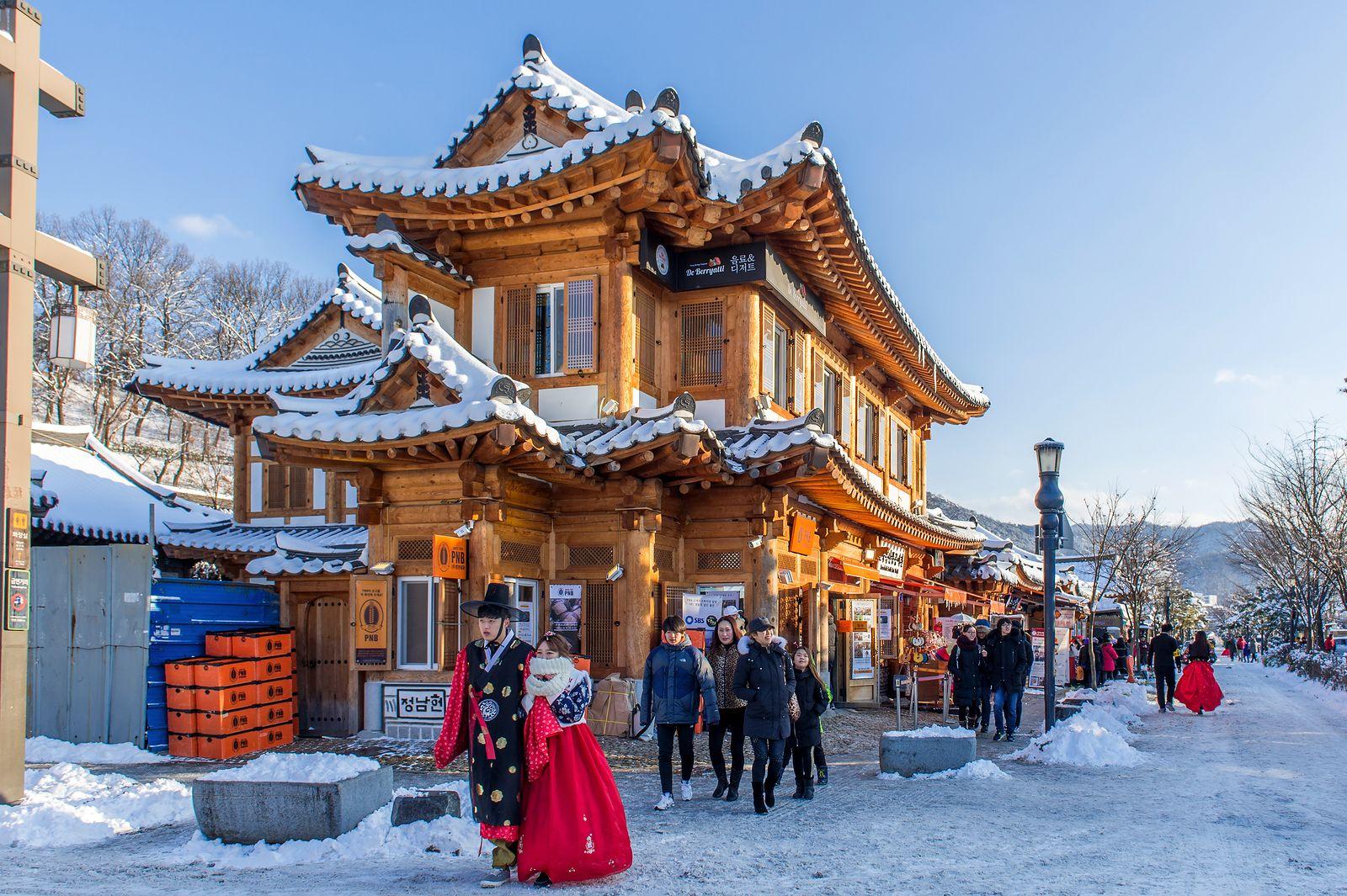 A fantastic place to visit, Korea is a travel destination