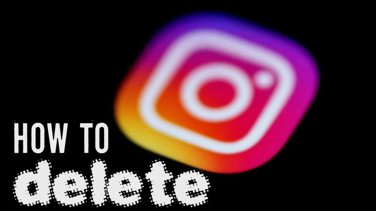 How to Delete your Instagram Account Permanently 2019
