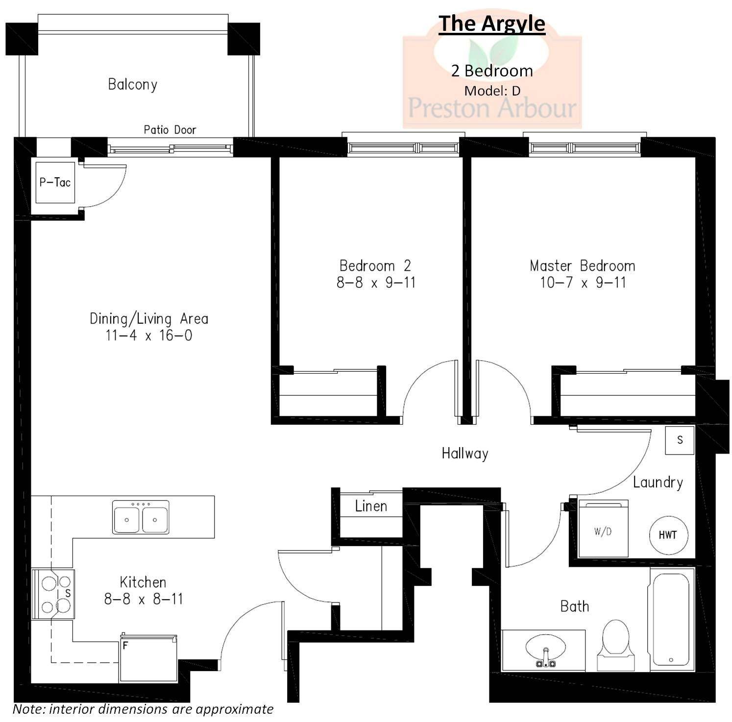 2 Bedroom Rv Floor Plans Home Design Floor Plans Floor Plan