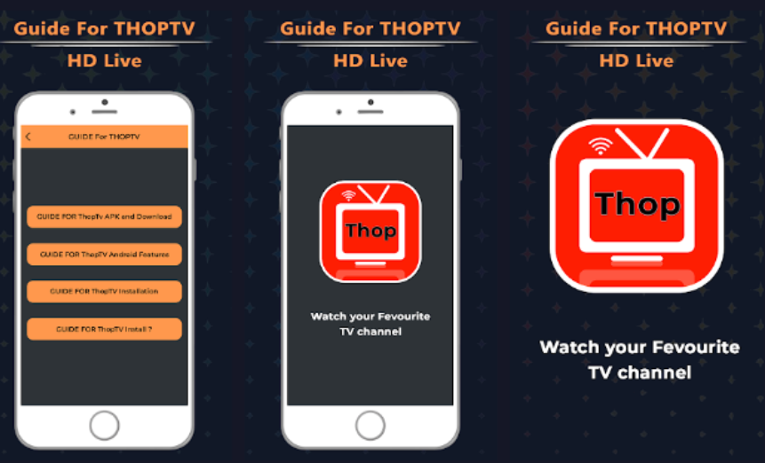 ThopTV For PC Windows 7/8/10 and Mac Download Free in 2020