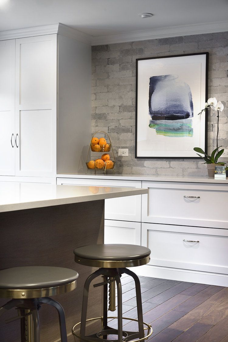 Extra counter space and in kitchen (With images