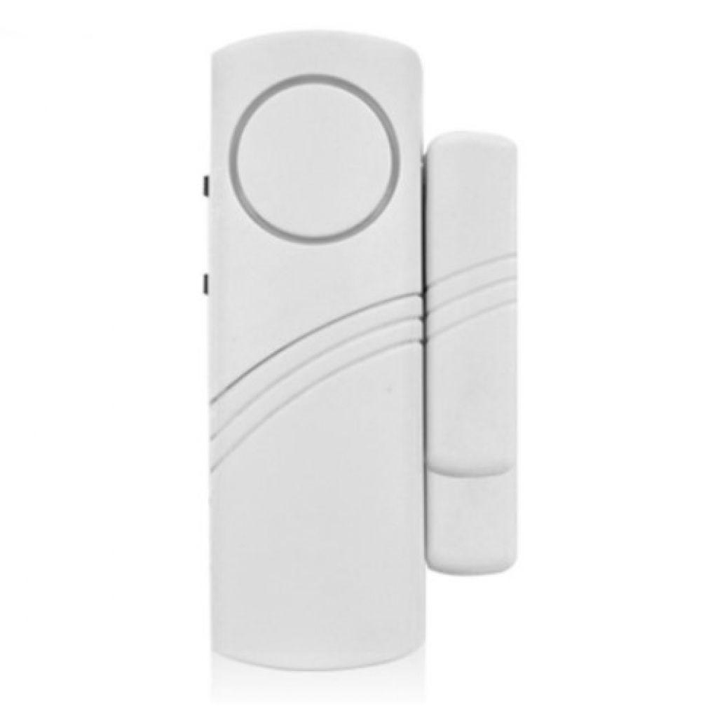 Door And Window Burglar Alarm With Magnetic Sensor In 2020 Home