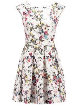 Fruhling Zum Anziehen Die 20 Schonsten Blumchenkleider Kleider Kleidung Frauen Lassige Outfits