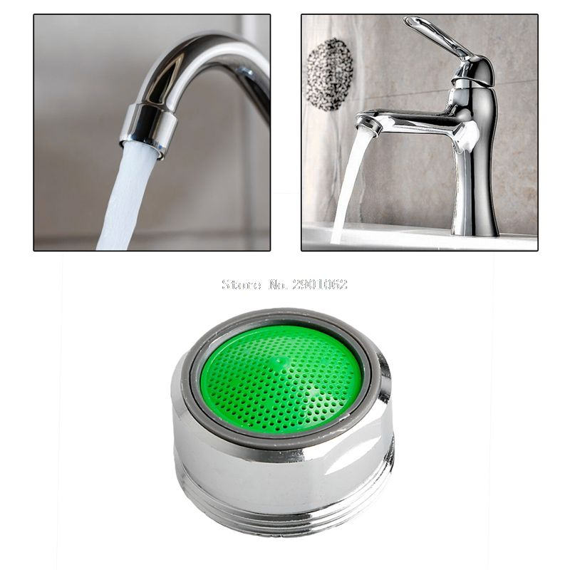 Rotate Swivel Faucet Nozzle Water Filte Saving Tap Aerator Diffuser Kitchen Hot