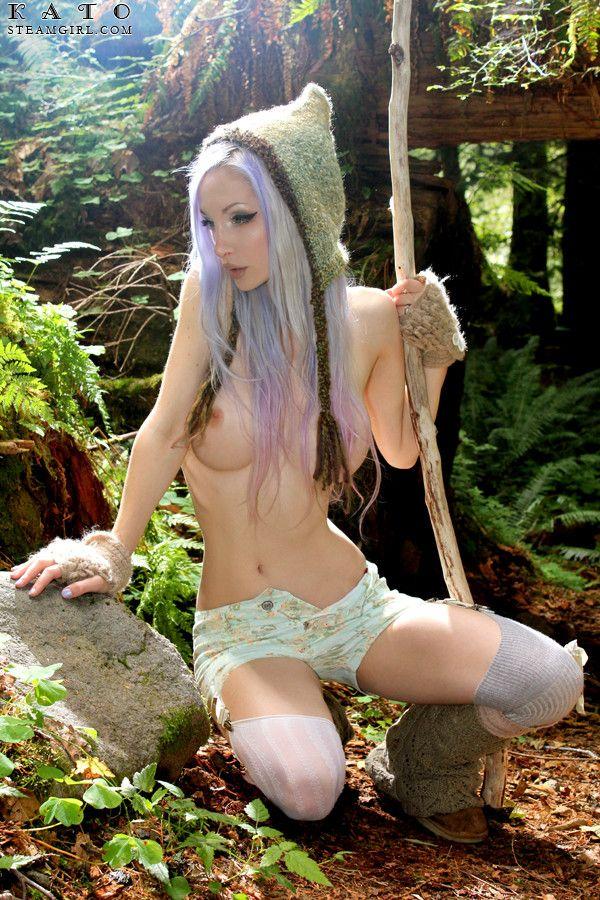 Steamgirl naked gallery, kristen bellfake nude