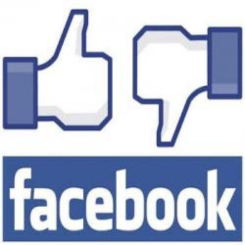 Prós e contras do não curti no Facebook