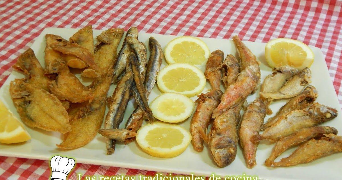 Receta Fácil De Pescadito Frito Al Estilo Andaluz Muy Crujiente Pescado Frito Recetas De Pescado Faciles Recetas De Pescado Frito
