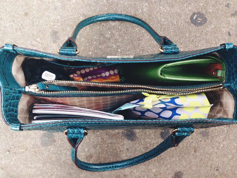 My Bit of Earth: Mom Purse for the Win