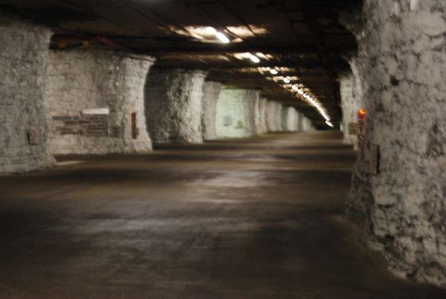 Shadow Government Bunkers Security Heightened At Underground Storage Facilities