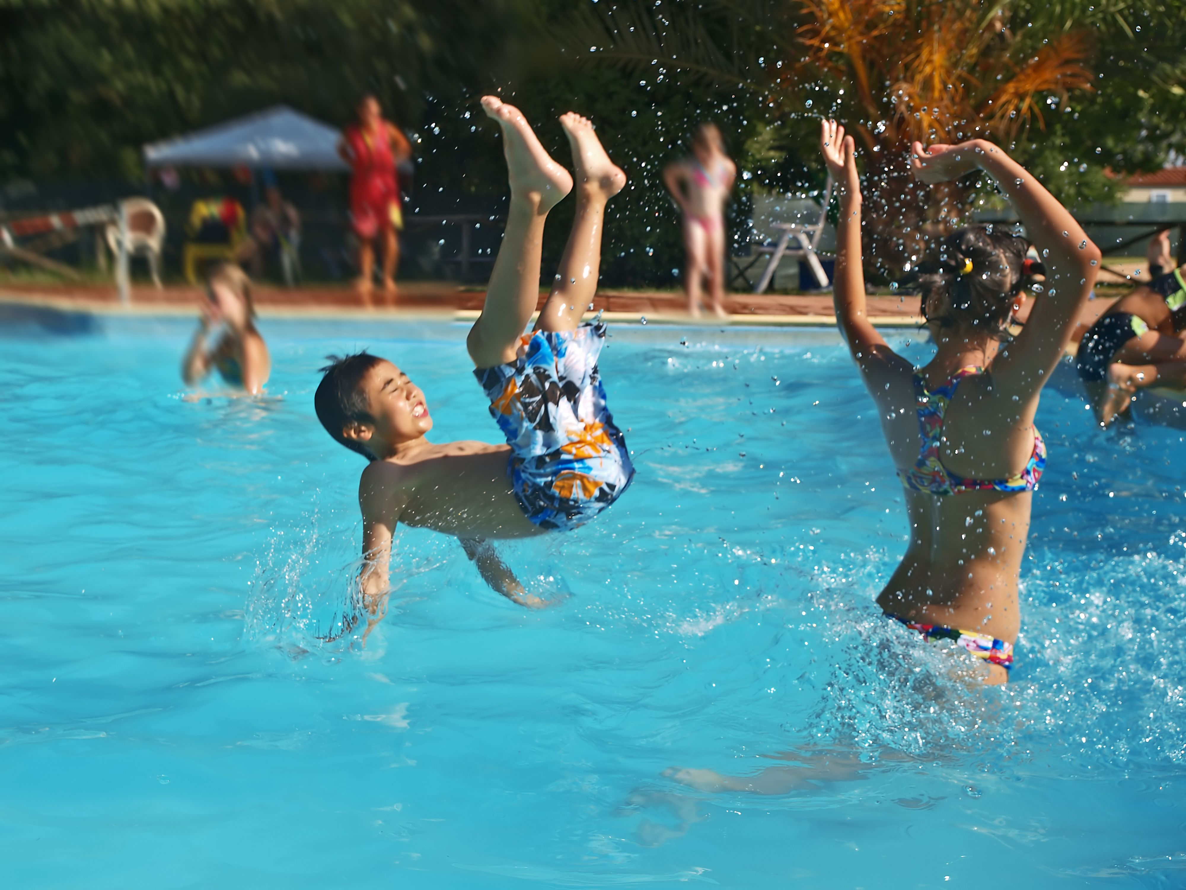 Diving Board Safety Tips Swimming Pool Blog
