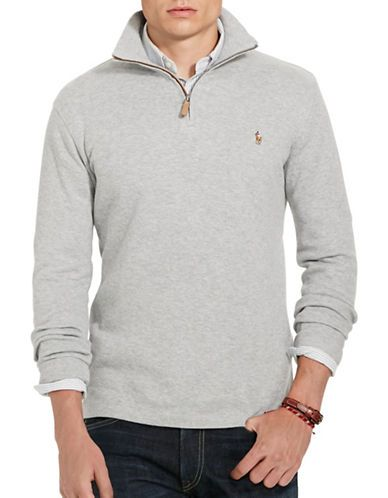 Lauren Polo Ribbed Cotton Pullover Ralph oedCxWrB