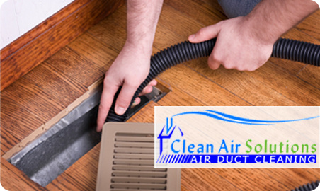 Air ducts are the first line of defense for the air in