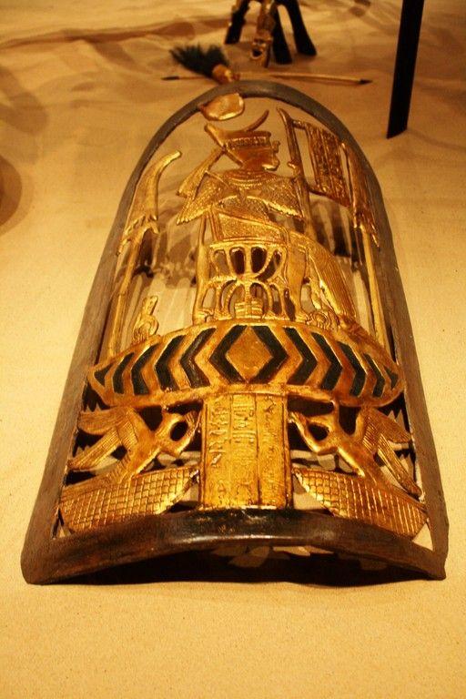 Shield of King Tutankhamun … | Egyptian | Egypt…