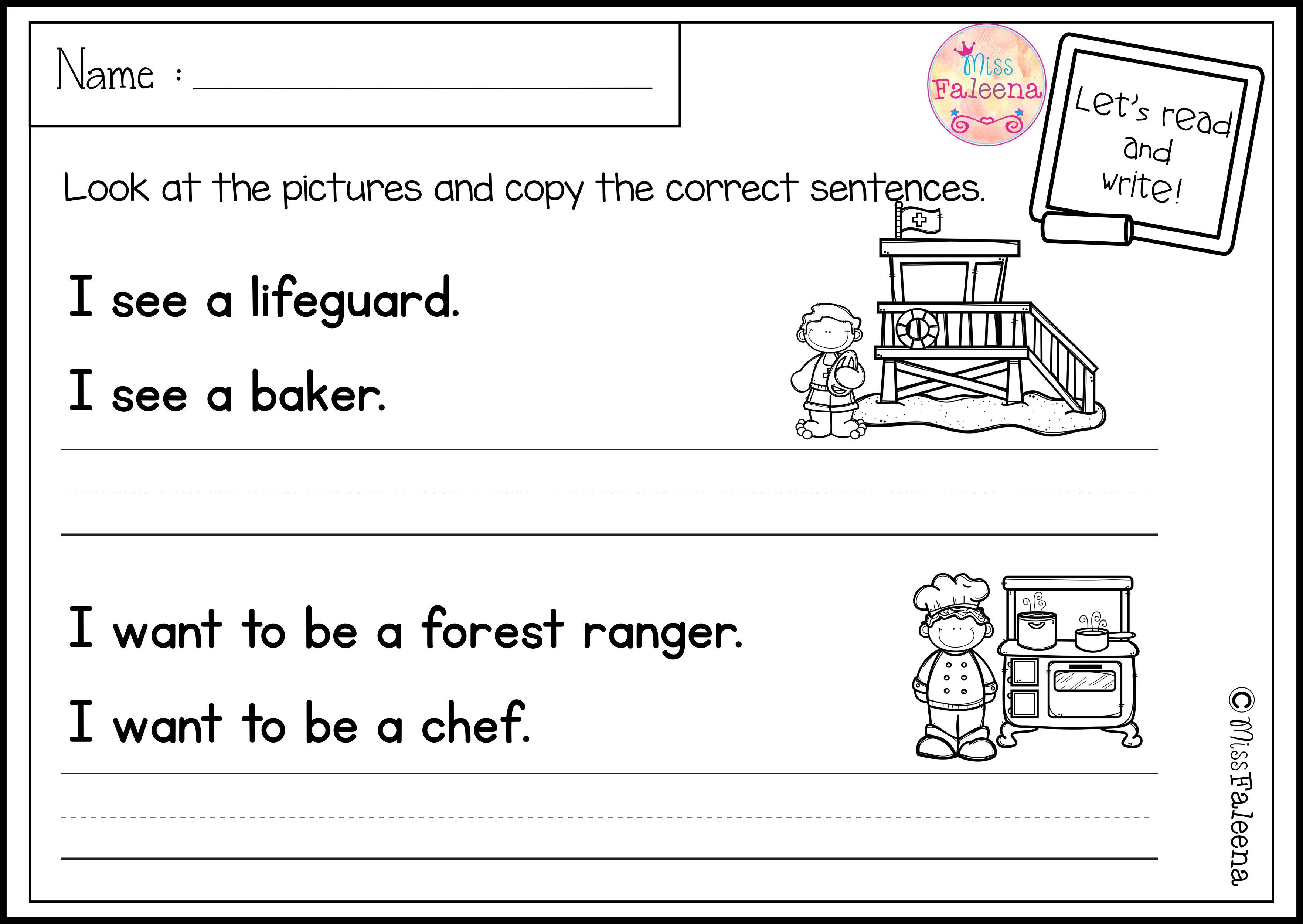 There Are 20 Pages Of Sentence Writing Worksheets In This Product These Pages Are Great For 1st Grade Writing Worksheets 1st Grade Writing Writing Worksheets [ 2500 x 3526 Pixel ]